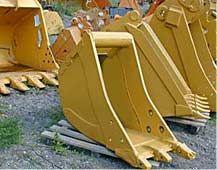WainRoy Excavator Buckets
