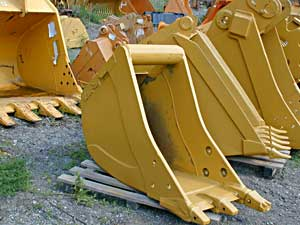 24″ Wainroy Excavator Bucket
