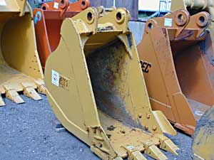 30″ Heavy Duty AIM Excavator Bucket