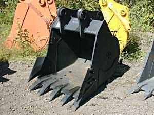36″ C&P Excavator Bucket