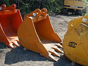 39″ Excavator Bucket
