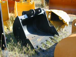 48″ C&P Heavy Duty Excavator Bucket