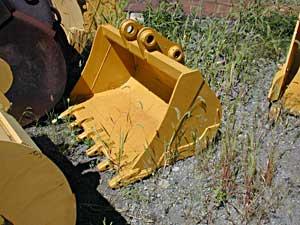 54″ Excavator Bucket