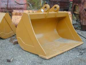 60″ Excavator Ditching Bucket