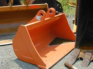60″ Ditch Cleaning Excavator Bucket