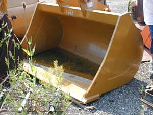 65″ Ditch Cleaning Excavator Bucket