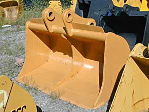 72″ Excavator Bucket