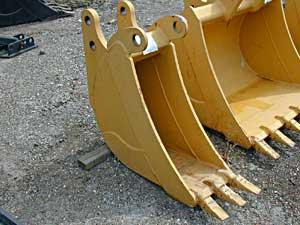 12″ Backhoe Bucket