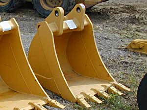 Backhoe Buckets