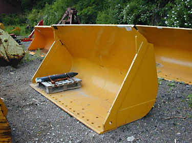 Crawler Loader Bucket