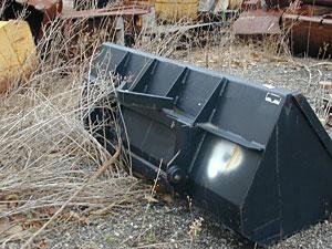 ACS Loader Bucket