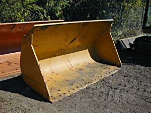 Cat 973 Crawler Loader Bucket