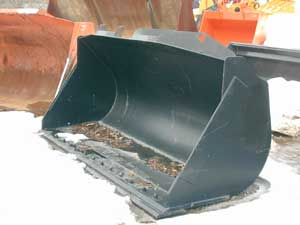JCB Loader Bucket