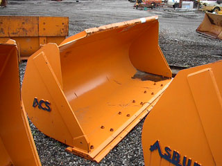 ACS Loader Bucket Pro Series 2000® Quick Coupler