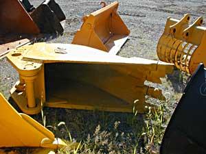 26″ V-Line Strata Rock Bucket