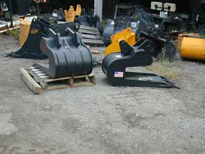 24″ Pavement Removal Bucket