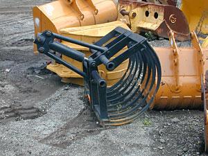 Hydraulic Clam Bucket