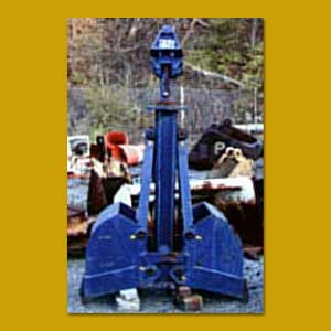 Hydraulic Clam Bucket