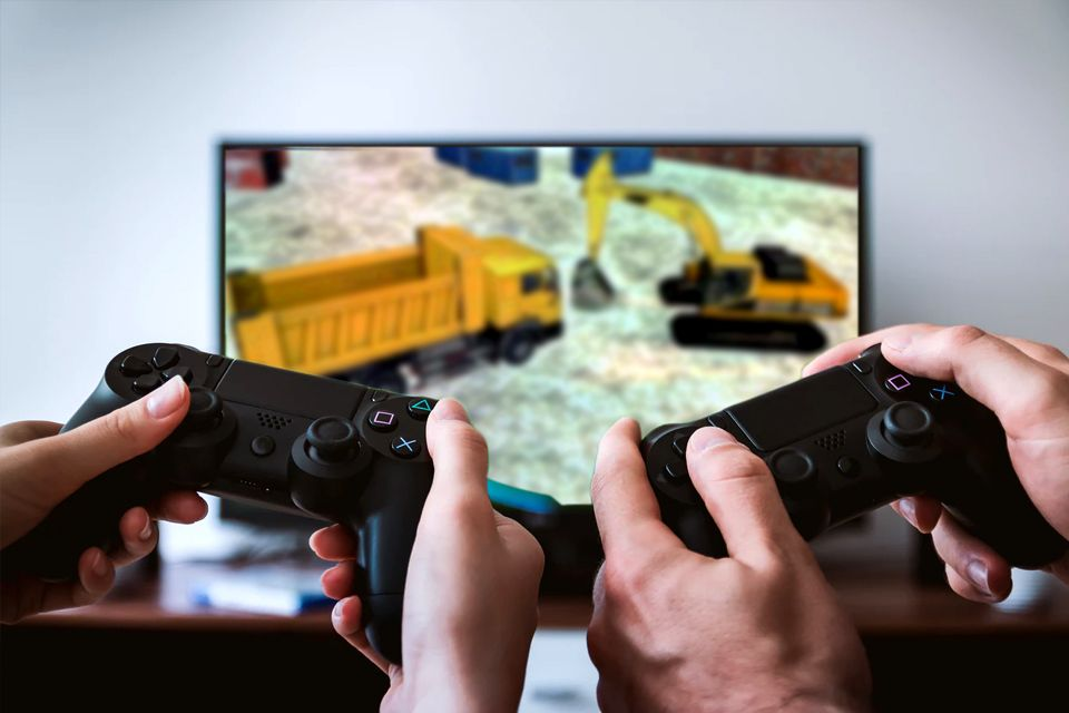Construction Industry Using Video Games to Recruit and Train