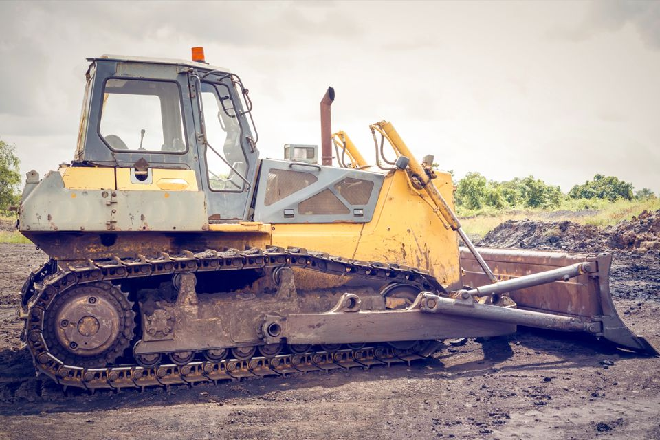 Main Parts of Bulldozers and their Primary Functions