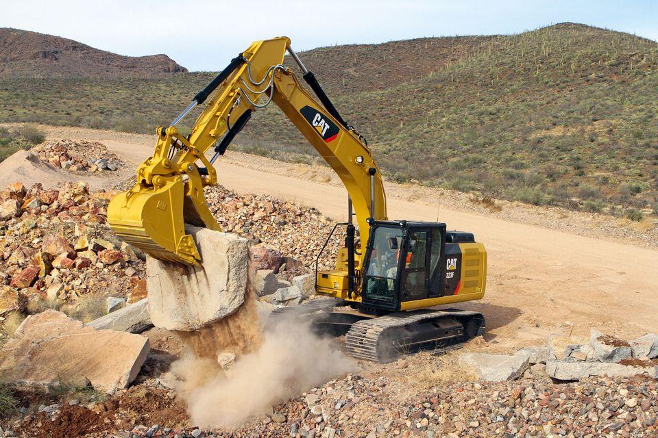 Regional Demand for Heavy Machinery